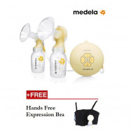 image of 1 YR Local warranty -Medela Swing Maxi Breast Pump