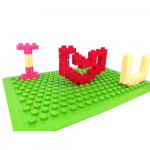 SALES Building brick 120pcs come with tray
