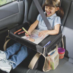 Waterproof Kids/Toddler Car Seat Play Travel Tray