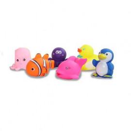 image of Bath toys x 6 pcs