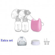 image of (Ready Stock) Vivadodo double electric breast pump