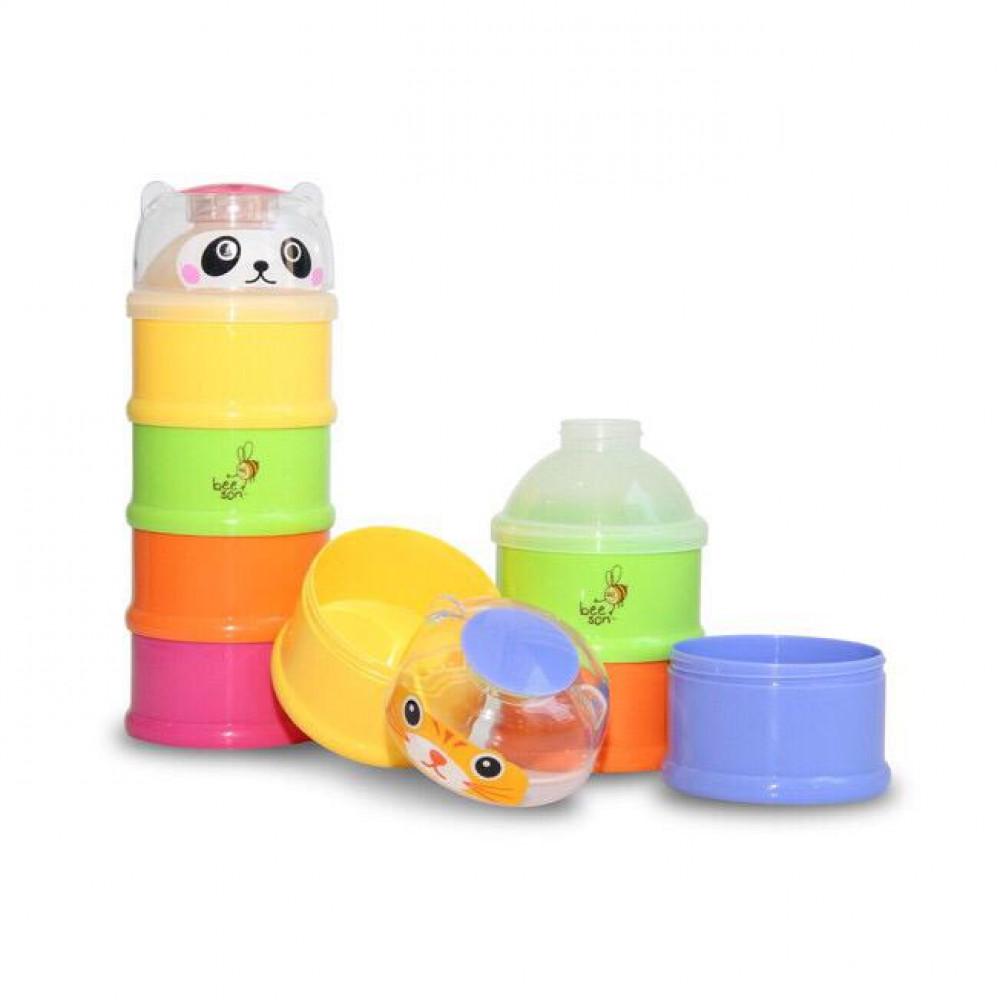 Panda Milk Powder container