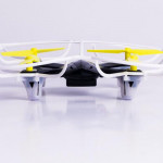 Motion Controlling Drone -Quadcopter with 360° Flips Function