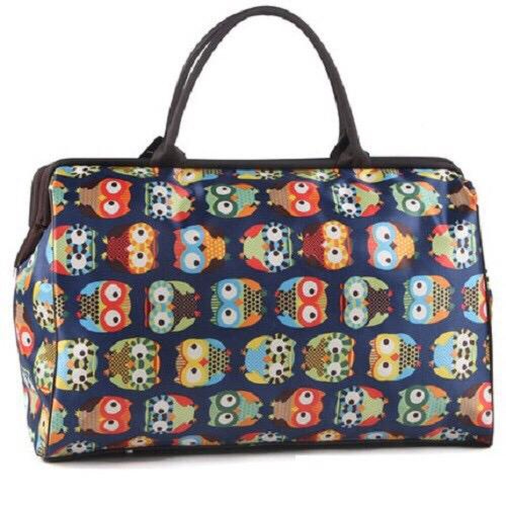(Readystock)Korean design weekend travel bag (Large)