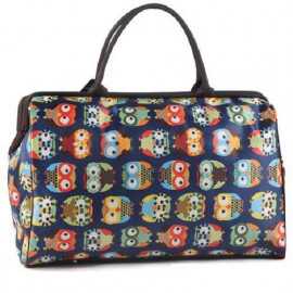 image of (Readystock)Korean design weekend travel bag (Large)