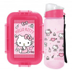 Sanrio Hello Kitty Lunch Box and Bottle Gift Set
