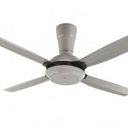 image of KDK Remote Control Type 4-Blades Ceiling Fan K14X5-GY (140cm/56″)