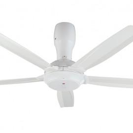 image of KDK Remote Control Type 5-Blades Ceiling Fan K14Y5-WT  (140cm/56″)