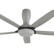 image of KDK Remote Control Type 5-Blades Ceiling Fan K14Y5-GY (140cm/56″)
