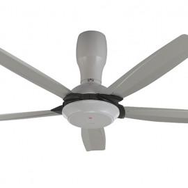 image of KDK Remote Control Type 5-Blades Ceiling Fan K14Y5-GY (140cm/56″)