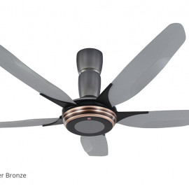 image of KDK V TOUCH Remote Control Type 5-Blades Ceiling Fan K15Y2-CO (150cm/ 60″)
