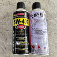 image of STARWILL SW-401 All Purpose Lubricating And Anti Rust Spray 400ML