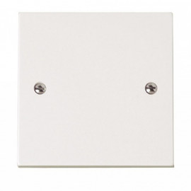 image of 3 X 3 PVC BLANK COVER