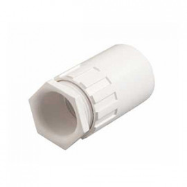 image of PVC CONDUIT FITTING FEMALE ADAPTOR