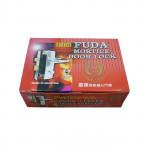 FUDA 3-LEVER MORTICE DOOR LOCK