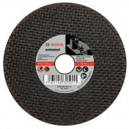 """image of BOSCH 4"""" X 1MM STAINLESS STEEL CUTTING DISC"""