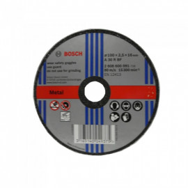 "image of BOSCH 4"" X 2.5MM GRANDER DISC"
