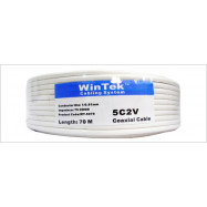 image of 5C2V Coaxial Cable (TV / CCTV Cable)