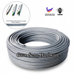 High Quality 100% Pure Copper 3 Core Flexible Cable