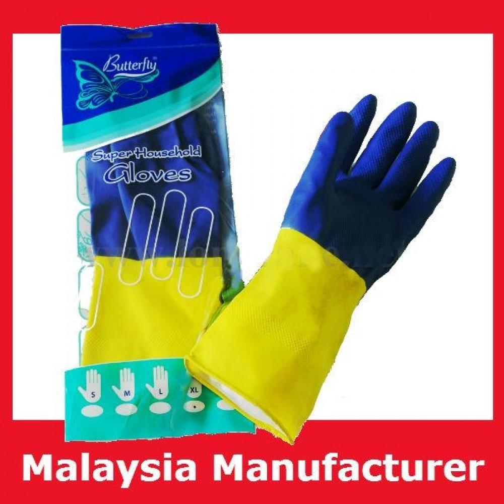 BUTTERFLY Rubber Glove