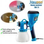 Haupon TM-71 HVLP Electric Spray Gun - Home Painter Set, Electric Spray Gun