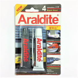 image of ARALDITE® RAPID STEEL 2 X 15ML