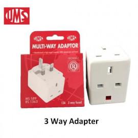 image of UMS 3 Way Adaptor / Multi-Way Adaptor MA313