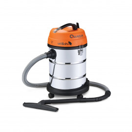 image of Quasa WDV-67301 Commercial Wet & Dry Vacuum Cleaner 1000W 30Litre