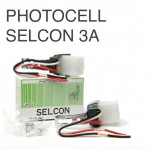 SELCON 3A DAYLIGHT SWITCH SENSOR/PHOTOCELL SWITCH & NIGHT LIGHTING AUTO SENSOR