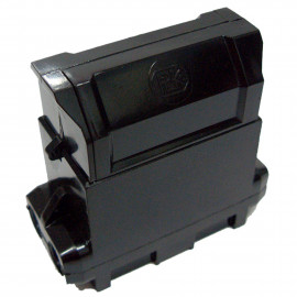 image of PLK 100/CO 100A CUT OUT FUSE UNIT (C/W FUSE)