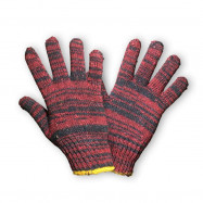 image of #1200 Thick Cotton Work Industrial Knitted Gardening Safety Protective Gloves