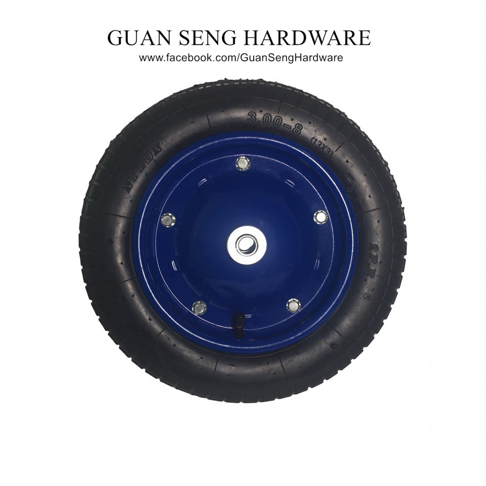 WheelBarrow Handtruck Pneumatic Air Filled Tyre