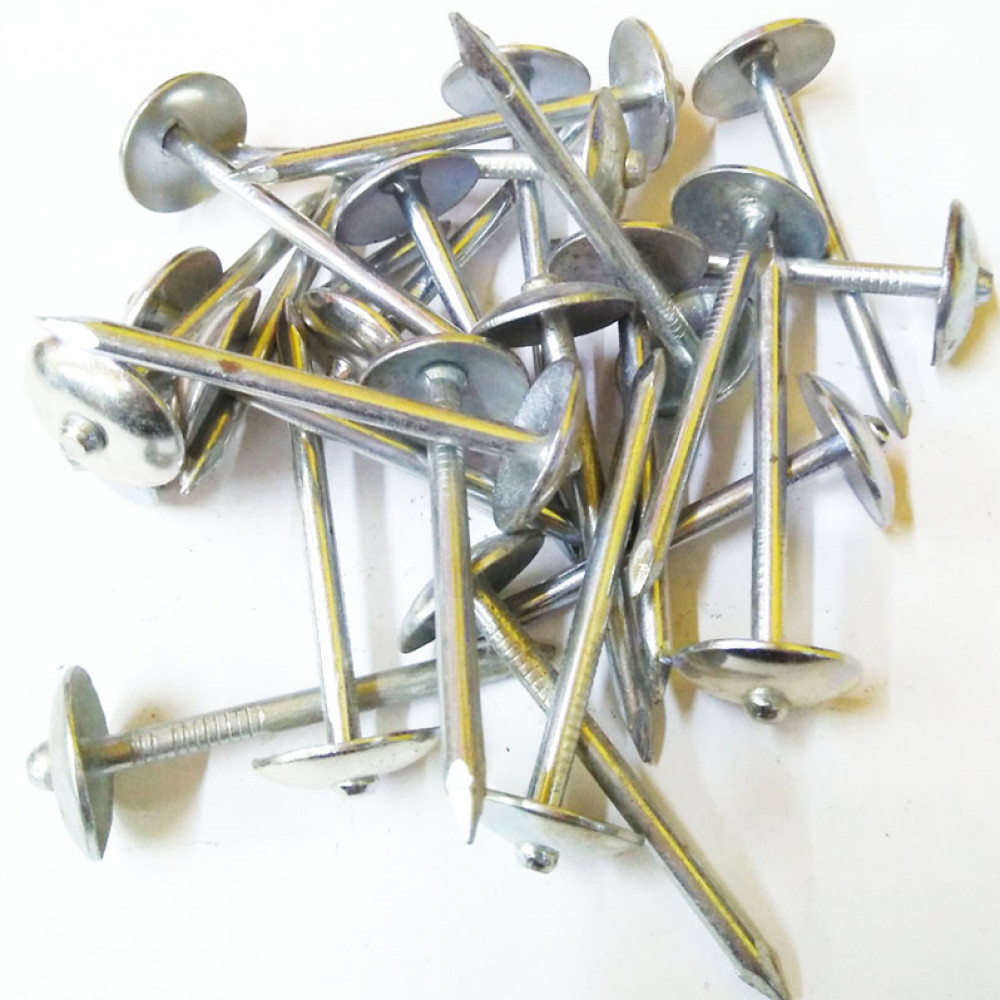 ZINC GALVANIZED ROOFING NAILS | PAKU PAYUNG