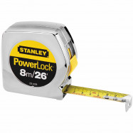 image of STANLEY® 26 ft./8m PowerLock® Tape Rule