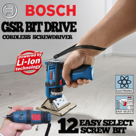 image of BOSCH GSR Professional BitDrive