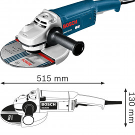 "image of BOSCH GWS 20-130 9"" 2000W Angle Grinder"