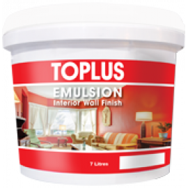 image of TOPLUS EMULSION Interior Wall Finish 7L