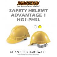 image of PROGUARD SAFETY HELMET Sirim Certified ( HG1-PHLS )