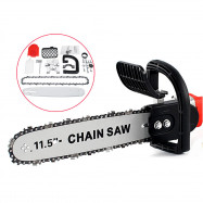 image of Professional Electric Chain Saw Adapter 11.5''