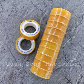 image of PTFE PVC Thread Sealing Tape 12mm x 0.075mm