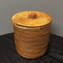 image of Round Container with cover
