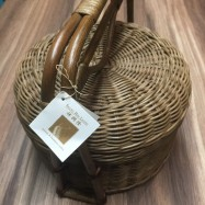 image of Rattan Basket with cover