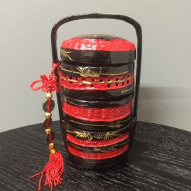 image of Decoration Traditional Food Container (2 sizes)