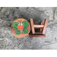 image of Cute Cartoon Stool