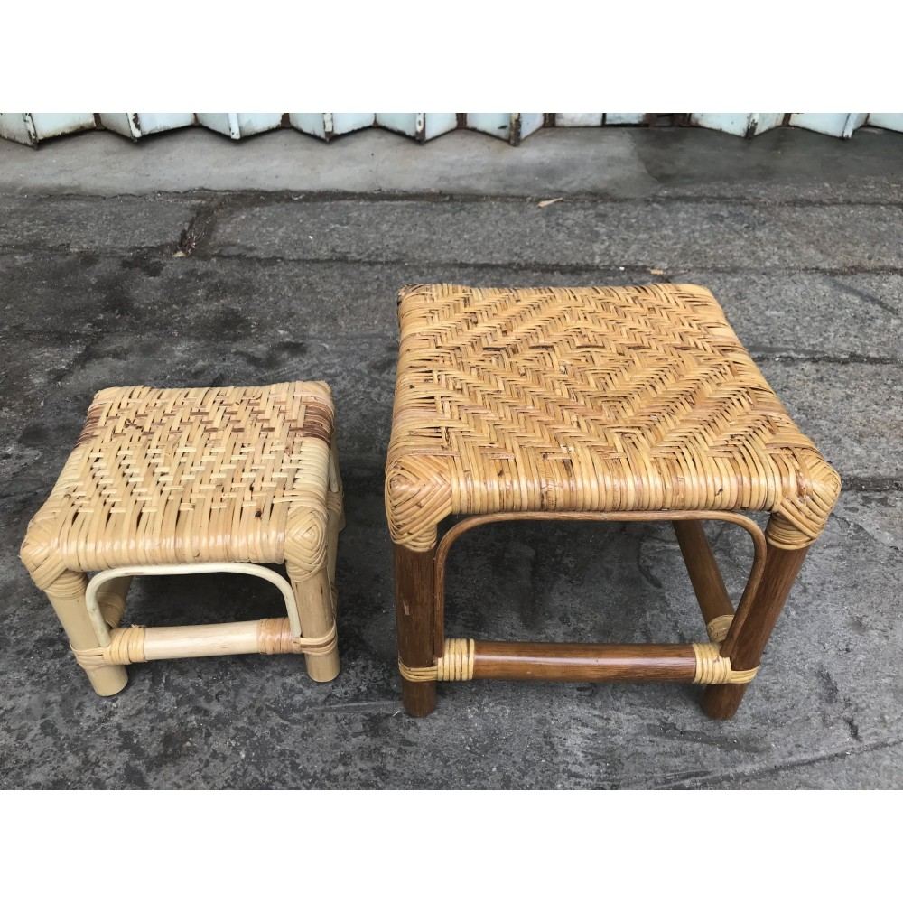 Bamboo Chairs ( 2 sizes)