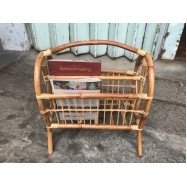 image of Bamboo Bookshelf
