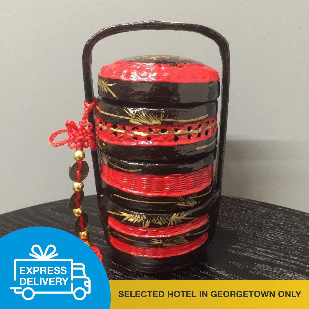 【Express Delivery】Decoration Traditional Food Container (2 sizes)