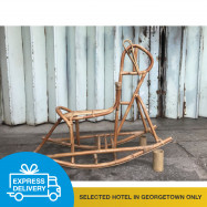 image of 【Express Delivery】Wooden Horse Chair for Child