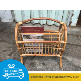 image of 【Express Delivery】Bamboo Bookshelf
