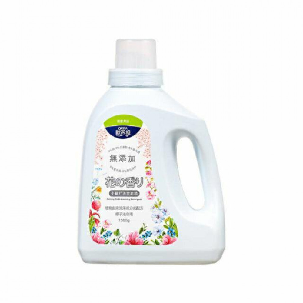 [READY STOCK] Orita Baking Soda Laundry Detergent 1.5KG